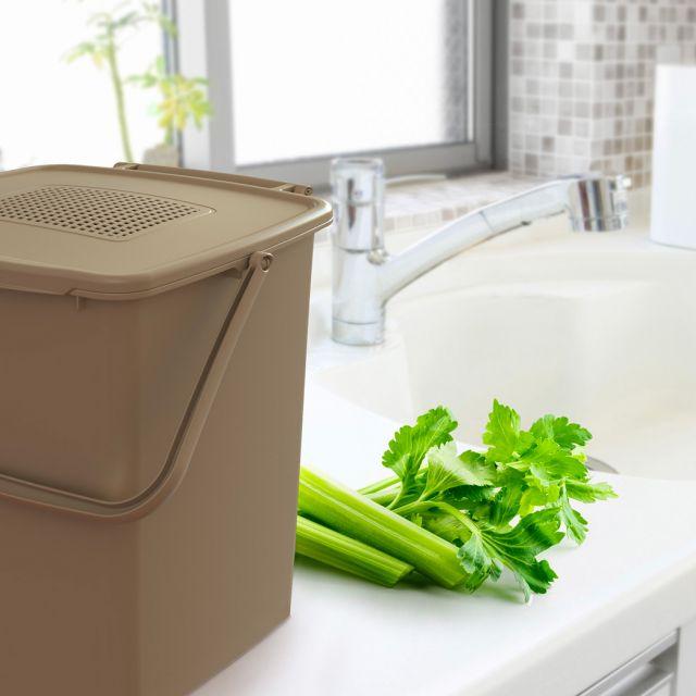 Vorsortierer für Küche & Haushalt mit Geruchsfilter